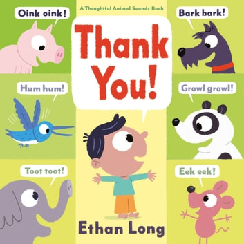 Thank You! ebook by Ethan Long