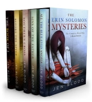 Erin Solomon Mysteries - Books 1 - 5 ebook by Jen Blood