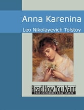 Anna Karenina ebook by Leo Nikolayevich Tolstoy