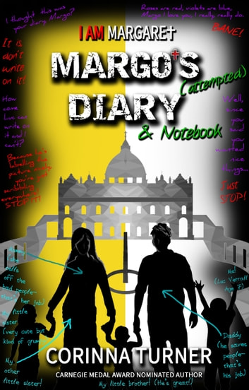 Margo's Diary & Notebook (U.K. Edition) ebook by Corinna Turner