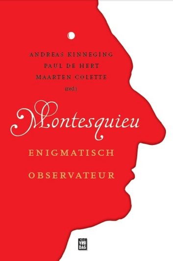 Montesquieu - enigmatisch observateur ebook by
