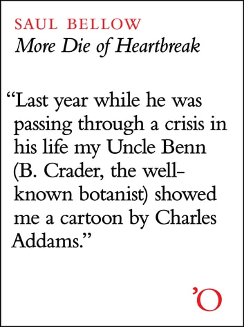 More Die of Heartbreak ebook by Saul Bellow
