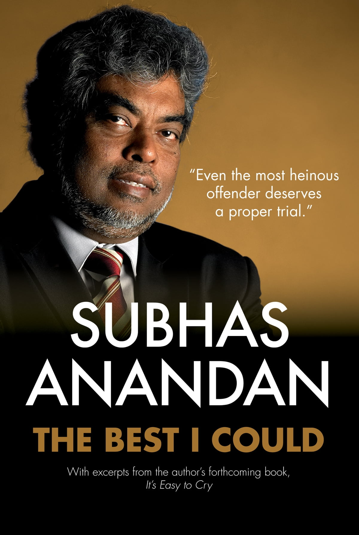 The Best I Could  New Cover Ebook By Subhas Anandan