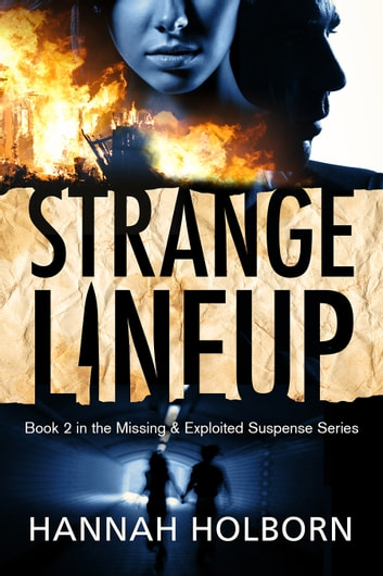 Strange Lineup ebook by Hannah Holborn