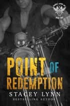 Point of Redemption ebook by Stacey Lynn