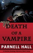 Death of a Vampire