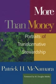 More Than Money - Portraits of Transformative Stewardship ebook by Patrick H. McNamara