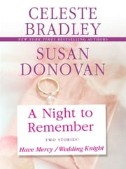 A Night to Remember ebook by Celeste Bradley,Susan Donovan
