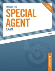 Master the Special Agent Exam ebook by Peterson's