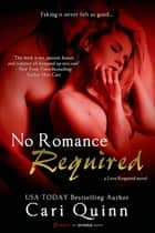 No Romance Required ebook by