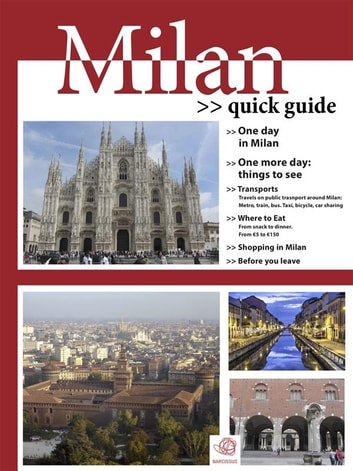 Milan: Quick Guide ebook by Various Authors