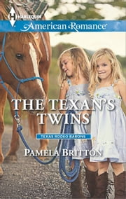 The Texan's Twins ebook by Pamela Britton