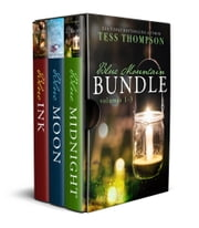 The Blue Mountain Series, Volumes One, Two, Three - Blue Midnight, Blue Moon, Blue Ink ebook by Tess Thompson