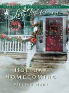 Holiday Homecoming ebook by Jillian Hart