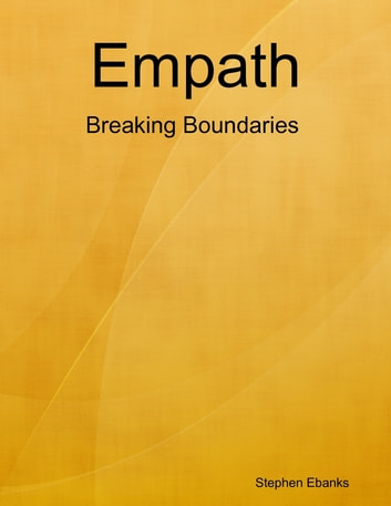 Empath: Breaking Boundaries ebook by Stephen Ebanks