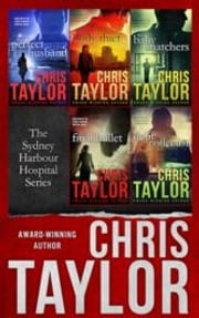 The Sydney Harbour Hospital Series Collection - Books 1-5 ebook by Chris Taylor