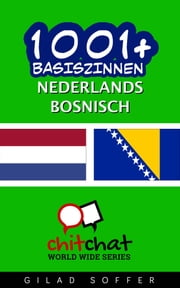 1001+ basiszinnen nederlands - Bosnisch ebook by Gilad Soffer