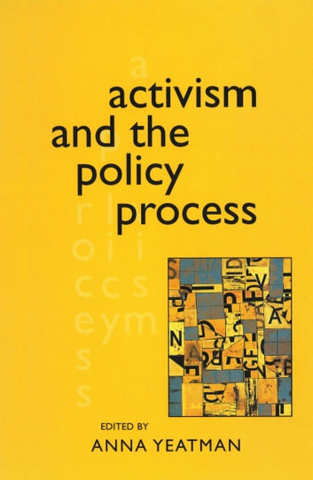 the policy process part i The policymaking process public policy refers to the actions taken by government — its decisions that are intended to solve problems and improve the quality of life for its citizens.