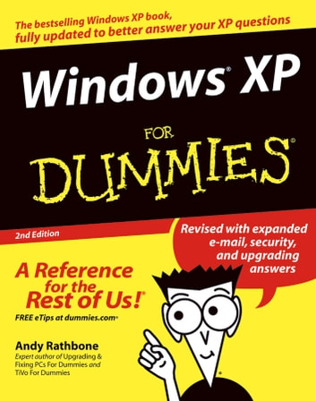 Windows XP For Dummies ebook by Andy Rathbone