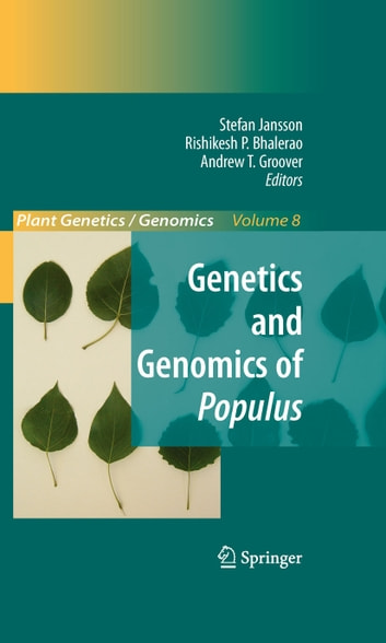 Genetics and Genomics of Populus ebook by