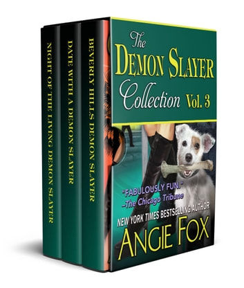 Accidental Demon Slayer Boxed Set, Vol 3 (Books 6, 6.5, 7) ebook by Angie Fox