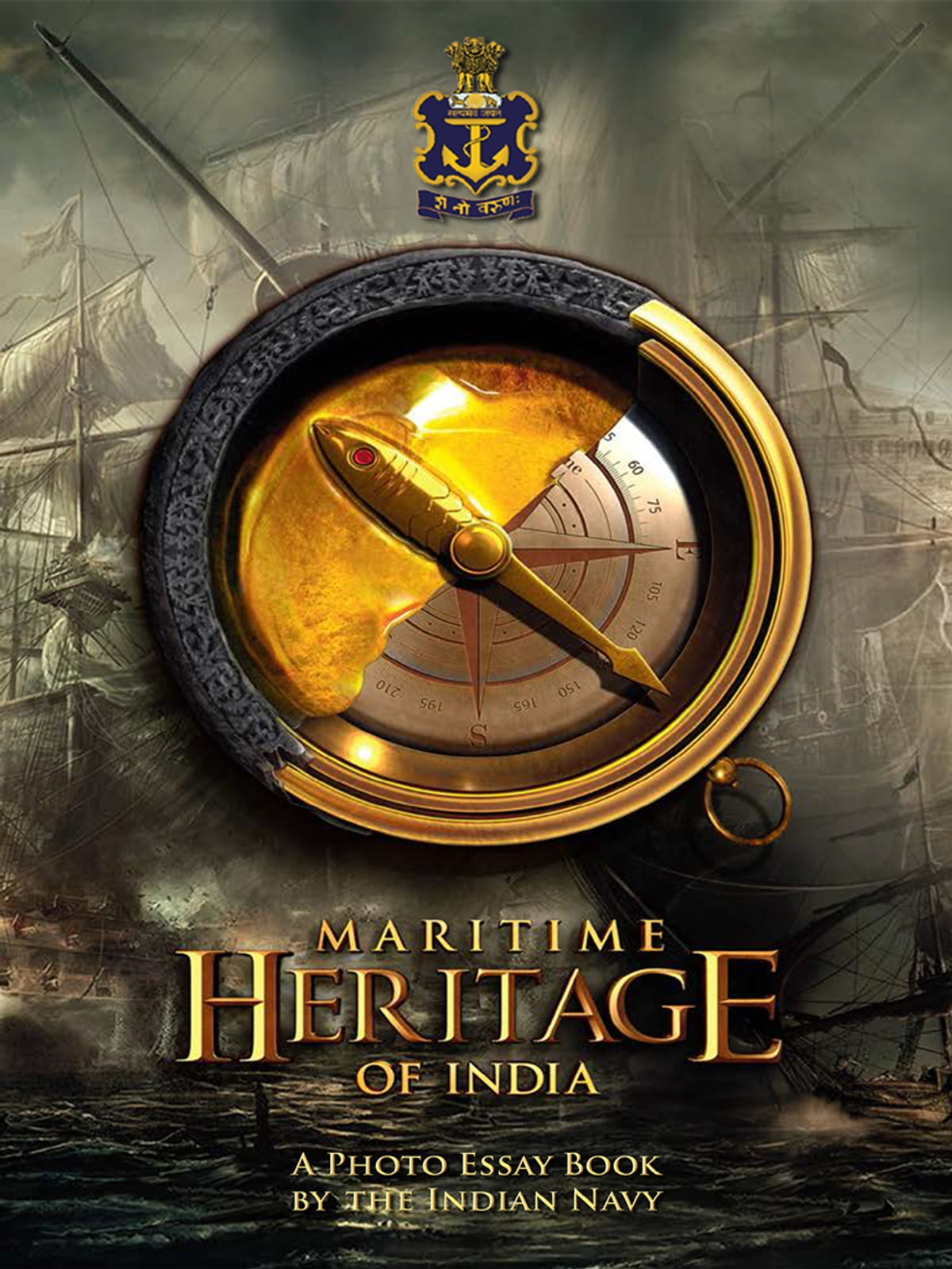 maritime heritage of ebook by n navy 9789352069170