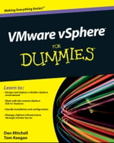 VMware vSphere For Dummies ebook by Daniel Mitchell,Tom Keegan