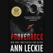 Provenance audiobook by Ann Leckie