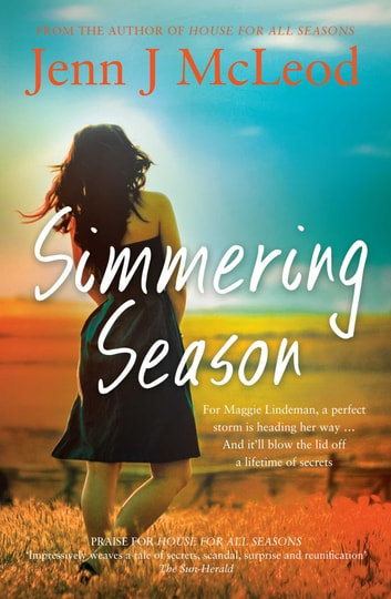 Simmering Season ebook by Jenn J. McLeod