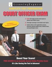 Court Officer Exam - Second Edition ebook by LearningExpress LLC