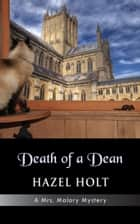 Death of a Dean ebook by Hazel Holt