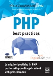 Programmare con PHP - Best Practices ebook by GrUSP
