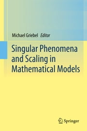 Singular Phenomena and Scaling in Mathematical Models ebook by Michael Griebel
