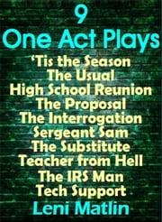 9 One-Act Plays ebook by Leni Matlin