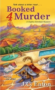 Booked 4 Murder ebook by J.C. Eaton