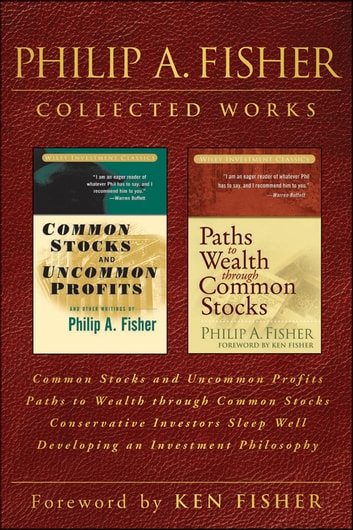 philip fisher common stocks and uncommon profits pdf