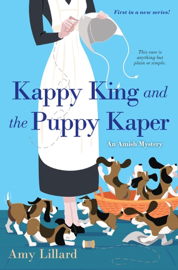 Kappy King and the Puppy Kaper ebook by Amy Lillard