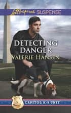 Detecting Danger - A Riveting Western Suspense eBook by Valerie Hansen