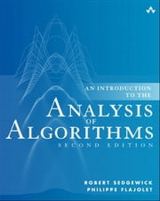 An Introduction to the Analysis of Algorithms ebook by Robert Sedgewick, Philippe Flajolet