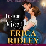Lord of Vice audiobook by Erica Ridley
