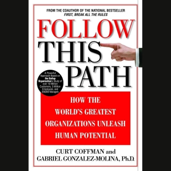 Follow This Path - How the World's Greatest Organizations Drive Growth by Unleashing Human Potential audiobook by Curt Coffman,Gabriel Gonzalez-Molina