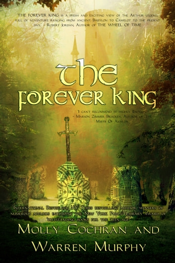 The Forever King ebook by Warren Murphy,Molly Cochran