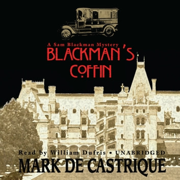 Blackman's Coffin audiobook by Mark de Castrique,Poisoned Pen Press