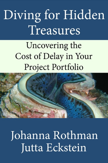 Diving for Hidden Treasures - Uncovering the Cost of Delay in Your Project Portfolio ebook by Johanna Rothman,Jutta Eckstein