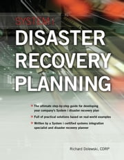 System i Disaster Recovery Planning eBook by Richard Dolewski