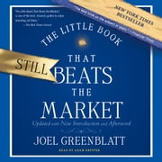 The Little Book That Still Beats the Market audiobook by Joel Greenblatt