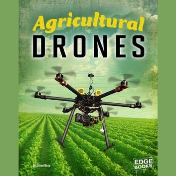 Agricultural Drones audiobook by Simon Rose