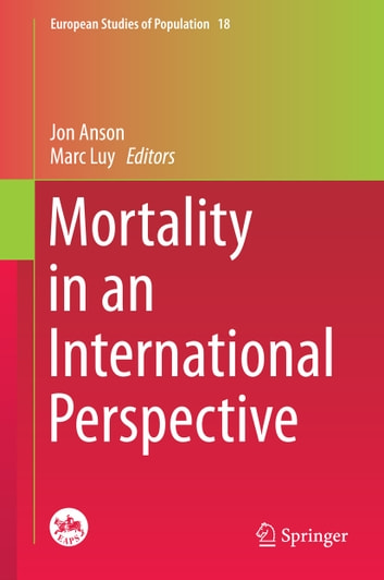 Mortality in an International Perspective ebook by