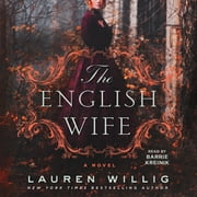 The English Wife - A Novel audiobook by Lauren Willig