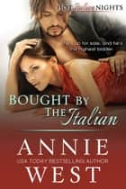 Bought by the Italian ekitaplar by Annie West
